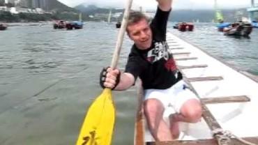 Dragon Boat Paddling Technique