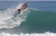 Sick Surfing on a 7'1