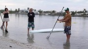Ching: Hang on the Paddle