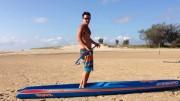How to: SUP Kick Turns