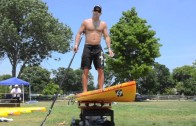 Jim Terrell: Paddle Clinic