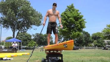 Jim Terrell: Paddle Clinic