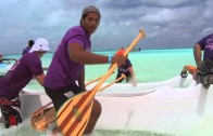 Motu2Motu Race in Cook Islands