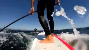 Santa Cruz SUP Downwinder