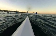 Surfski in the Indian Ocean