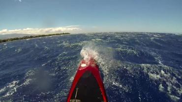 Big Island SUP Downwind