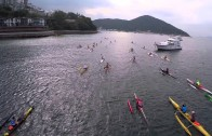 HK's VRC End of Season Paddle 2014