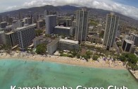 Kamehameha Dukes it Out at Waikiki