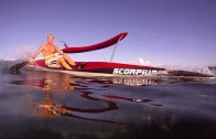 Serious Outrigger Surfing Compilation
