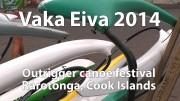 Rarotonga's Vaka Eiva 2014
