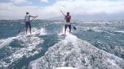 Connor Baxter: SUP Maliko Downwind