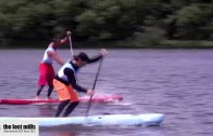 Fastest SUP Paddler Technique