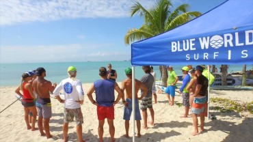 Blue World SUP Paddle Clinic