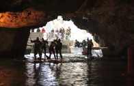 2015 Bat Race – SUP in a Cave!