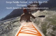 2015 Gorge Downwind