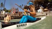 Andressa Getting Hot in Kona