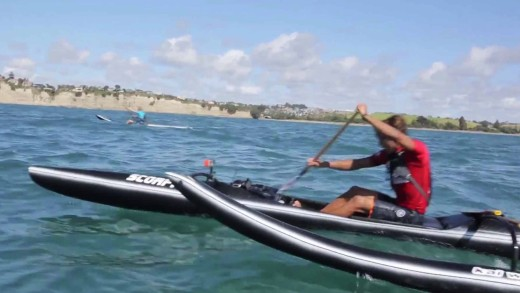 Kiwi's Ultimate Waterman – OC1