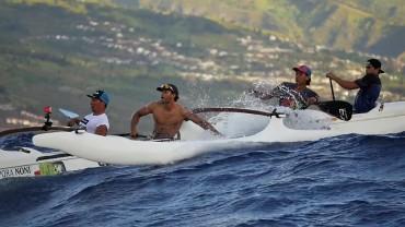 Amazing Film on Tahiti's EDT Va'a